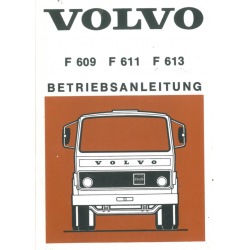 Volvo F 609/611/613...