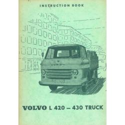 Instruction Book Volvo L...