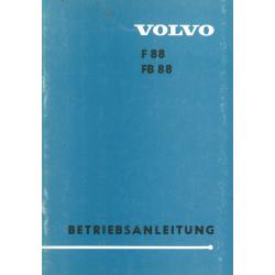 Betriebsanleitung Volvo F /...