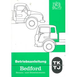 Bedford TK/TJ Benzin- und...