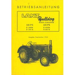 Betriebsanleitung Lanz...