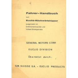 Fahrer-Handbuch...